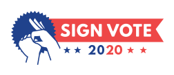 SignVote 2020